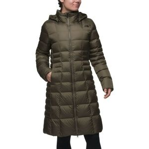 NWT Womens North Face Metropolis Parka II Jacket